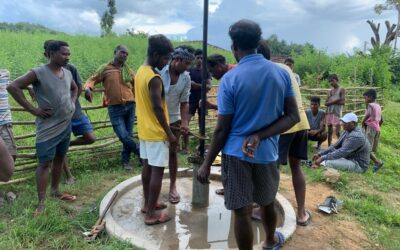 Water Is Life Project – Hand pump repair training – September 2021